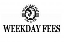 WEEKDAY ONLINE FEES - PRE PAY